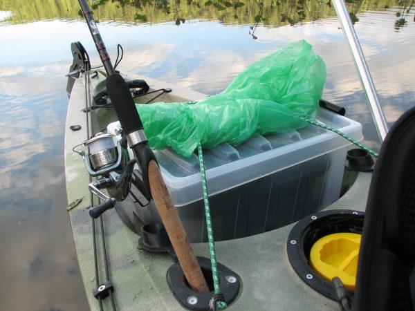 купить рыболовный каяк