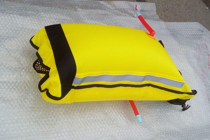 paddle flate bag