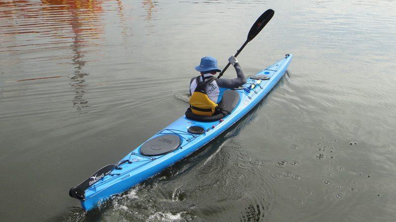 kayak seabird Expedition LV