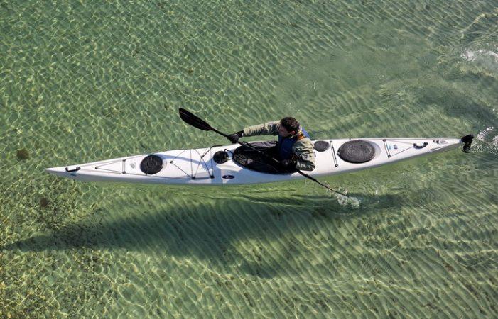 seabird kayak