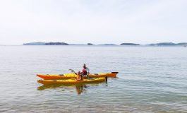 детский морской каяк seabird Expedition odin